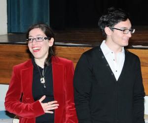 Miriam Lacerenza e Silvio Sorbera